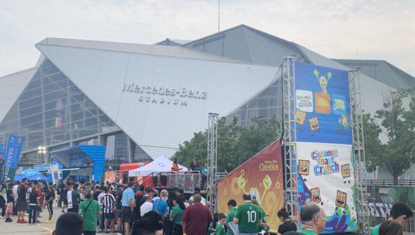 Mexico National Team 2019 U.S. Tour: Mexico vs Venezuela - Toss Up Events Case Study