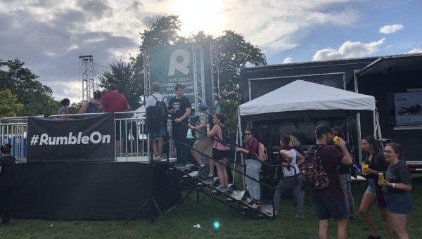2019 Riot Fest - Toss Up Events Case Study