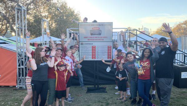 2019 USC Football Season - Toss Up Events Case Study