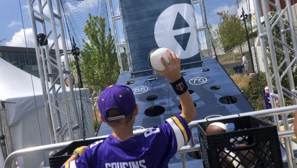 Minnesota Vikings Training Camp – Sleep Number - Toss Up Events Case Study